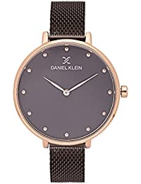 Daniel Klein Analog Black Dial Women's Watch - DK11421-5