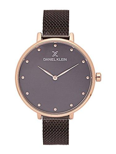 Daniel Klein Analog Black Dial Women's Watch - DK11421-5