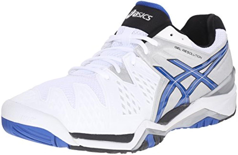 Asics Men's Gel Resolution 6 Tennis Shoe