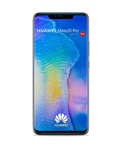 Huawei Mate 20 Pro Smartphone débloqué 4G (Ecran : 6,39 Pouces - 128 Go - Double Nano-SIM - Android 9.0)...