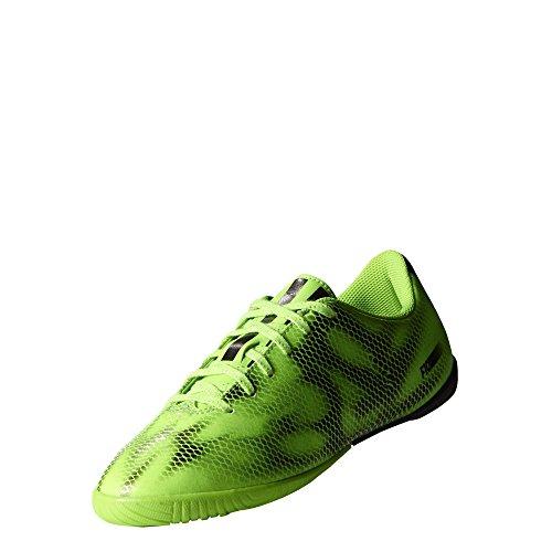adidas F10 Indoor, Scarpe da calcetto Ragazzo Verde