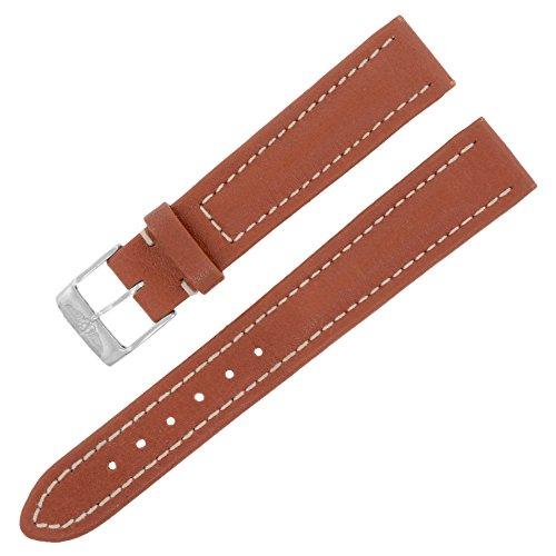 breitling-x120-15-14-mm-vera-pelle-marrone-per-orologio-da-polso-da-donna-con-fibbia