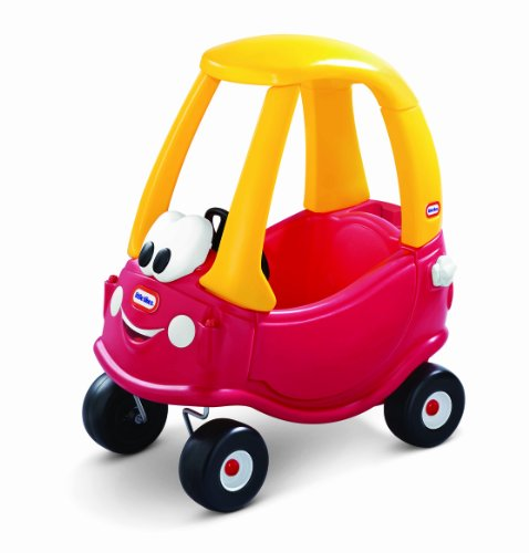Image of Little Tikes Classic Cozy Coupe Ride-on (Multi Colored)