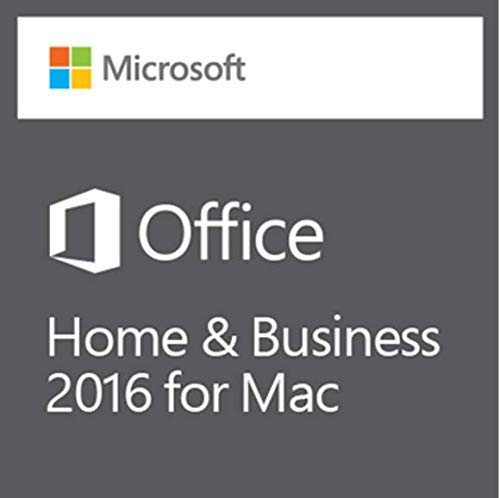 Microsoft Office Home and Business 2016 for Mac, OEM, Microsoft LifeTime digital ESD license, e-mail download and license code to send, delivery time: 0-6 hours