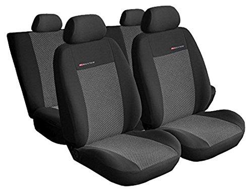 Car seat covers fit Mitsubishi L200 XR black//blue full set sport style