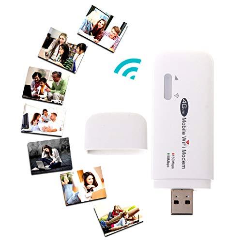 MIUSON 4G LTE FDD WiFi Router 150 Mbps Móvil Hotspot