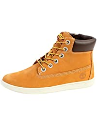 Timberland Groveton 6In Lace Wi, Baskets Hautes Mixte Enfant