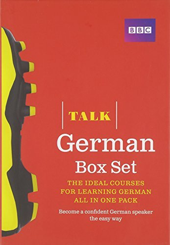 Talk German Box Set (book/CD Pack): The Ideal Course for Learning German - All in One Pack by Jeanne Wood (2014-08-15)