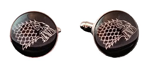 game-of-thrones-boutons-de-manchette-stark-black-regulier