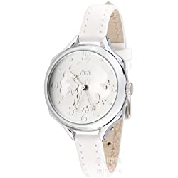 ufengke® unique luxury casual ladies women girls watch-white strap gold white dial