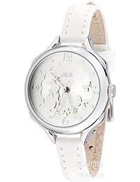 ufengke® de lujo exclusivo casuales señoras/las mujeres/niñas reloj de pulsera-blanca esfera blanca correa de cuero de oro
