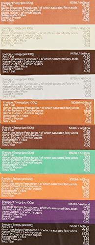 Foodtastic Power Cakes Mix Box (24 x 120g) | leckere und saftige Haferriegel | neues Design und 2 neue Sorten | handgemachte Flapjack Energieriegel auf Haferflocken Basis
