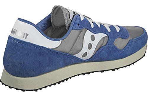 Saucony DXN Trainer Vintage, Sneaker Uomo grigio blu