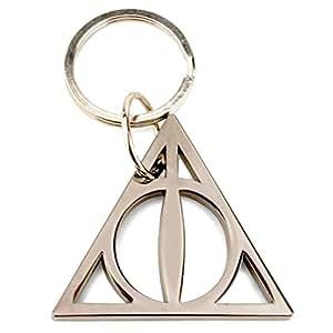 Harry potter porte cles symbole reliques de la mort - Sortilege ouverture de porte harry potter ...