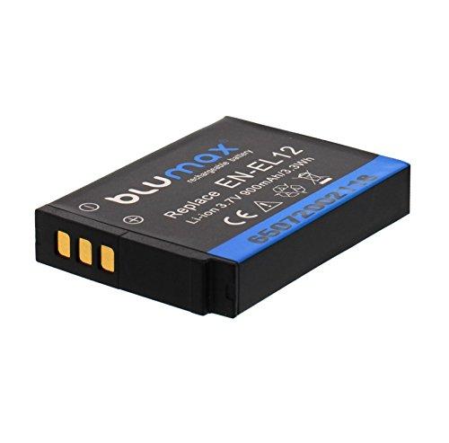 Invero EN-EL12 ENEL12 di ricambio alimentazione a batteria per Nikon Coolpix AW110 AW130 AW120 P340 P330 S9900 S9700 S9600 S9500 S9400 S9300 S9200 S9100