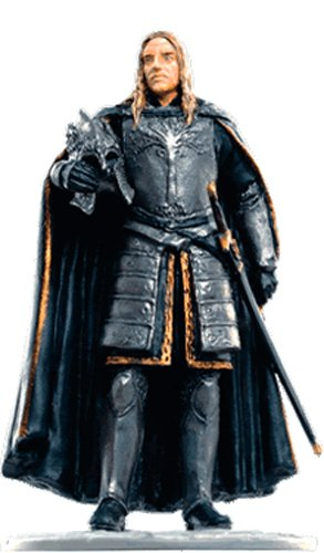 Lord of the Rings Señor de los Anillos Figurine Collection Nº 128 Irolas 1