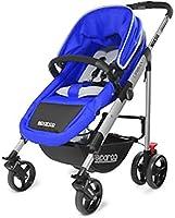 Sparco Urban Stroller (7 Months-4 Y/O) Blue