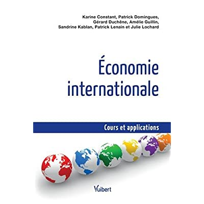 Économie internationale - Cours et applications