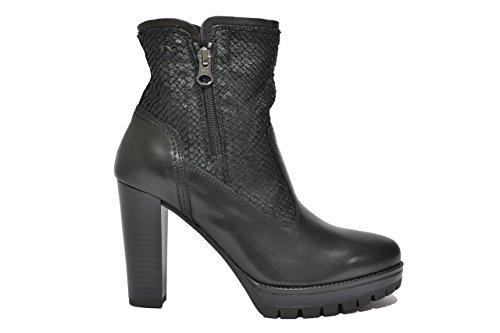 Nero Giardini Tronchetti scarpe donna nero 6423 A616423D 38