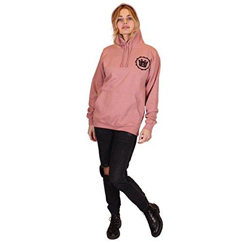 UOW Sweat à Capuche - Femme Pink Hoody