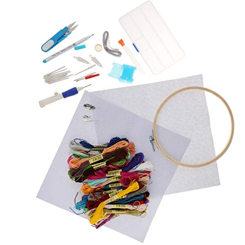 Volle Auswahl An Stick Starter Kit Kreuzstich Tools DIY Bastelbedarf