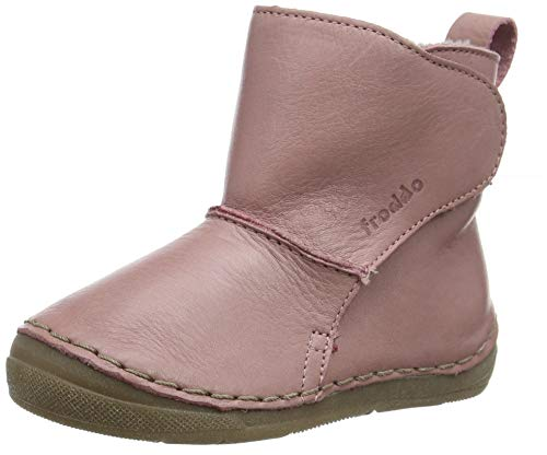 Froddo Baby Mädchen G2160049 Stiefel, (Pink I04), 24 EU