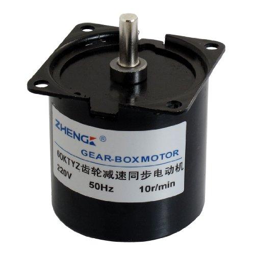 sourcingmap-ac-220v-10rpm-50hz-electric-machine-gear-motor-60ktyz-w-capacitor
