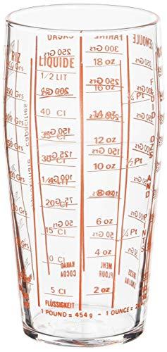 Luminarc 1031895 Verre à Mesure, Transparent, 8 cm