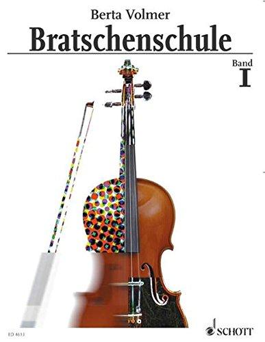 Bratschenschule: Band 1. Viola.