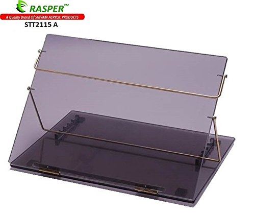 Rasper Acrylic Table Top Elevator (STANDARD SIZE 21*15 INCHES) Premium Quality With 1 Year Warranty