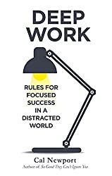 Cal Newport discusses in his new book, Deep Work: Rules For Focused Success In A Distracted World, about how professionals of today have started valuing quantity over quality; and how this has turned young professionals of today into puppets who try ...