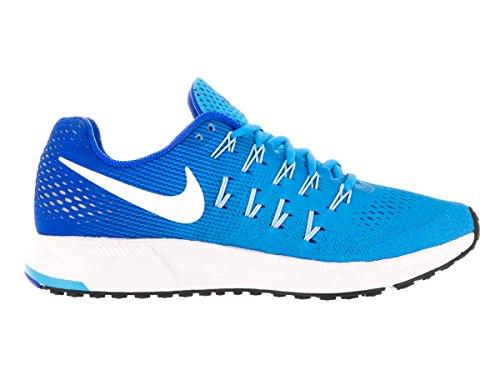 Nike 831356-401, Sneakers trail-running femme Bleu