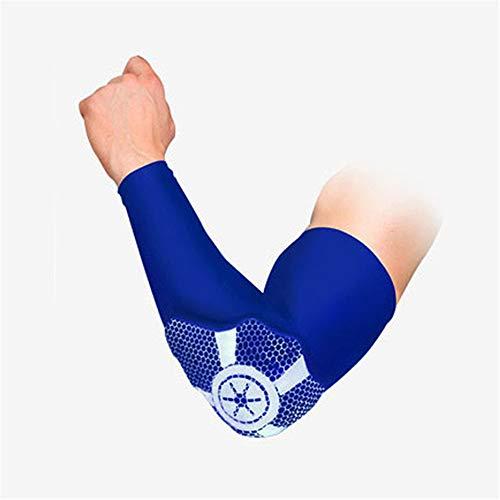 AYEMOY Elastische Ellenbogen-Bandage Für Damen Und Herren, Anpassbare Gelenk-Bandage, Für Sport, Fitness Und Alltag, Atmungsaktiver Ellenbogenschoner, Ellbogen-Bandage Links & Rechts Tragbar