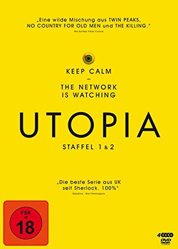 Utopia - Staffel 1 & 2 [Alemania] [DVD]