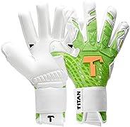 T1TAN Guanti da Portiere Professionali - utilizzati in Serie A - Modelli per Uomo & Ad