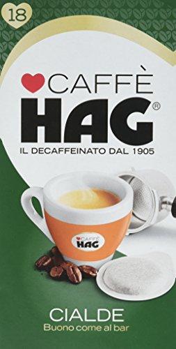 Hag Cialde Caffè Decaffeinato Miscela Espresso - 125 g