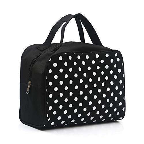 Laat cosmetici borsa beauty case borsa per il trucco beauty case da viaggio grande capacità borsa delle signore borsa per il trasporto portatile borsa borsa da viaggio cosmetic bag
