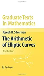 The Arithmetic of Elliptic Curves (Graduate Texts in Mathematics) by Joseph H. Silverman (2009-05-29)