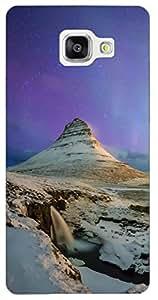XUWAP Designer Soft Back Case Cover for Samsung Galaxy A3 2016