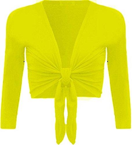 Fashion & Freedom -  Coprispalle  - Donna Yellow
