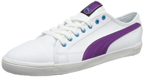 Puma  Elki SL Wn's 2,  Sneaker donna Bianco (Weiß (white-sparkling grape 02))