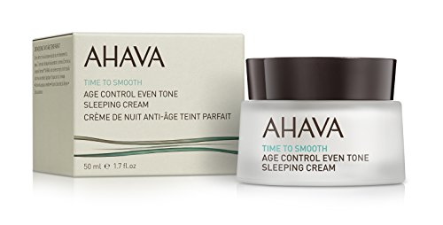 ahawa Age Control auch Ton Schlafen creme, 50ml - Gesicht, Ton Getönte Feuchtigkeitscreme