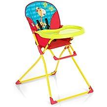 Hauck Mac Baby - Trona con bandeja grande y cesta, diseño Mickey, color azul