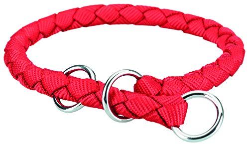 Cavo Semi-Choke, Medium/Large, 43 - 51 cm/diameter-18 mm, Rosso