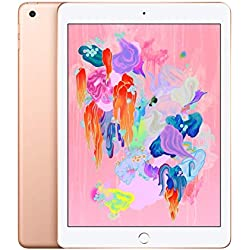 Apple iPad (9,7 pouces, Wi-Fi, 128 Go) - Or (Modèle Précédent)