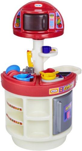 Preisvergleich Produktbild Little Tikes 414510060 - Koch- und Lernspaß Küche