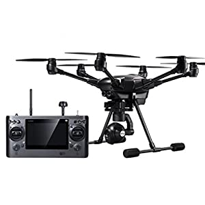 Yuneec Typhoon H PROFFESIONAL VERSION WITH INTEL REAL SENSE 5.8G FPV With CGO3+ 4K Camera 3-Axis Gimbal 7-Inch Touchscreen RC Hexacopter RTF