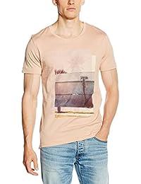 SELECTED HOMME Herren T-Shirt Shhjake SS O-Neck Tee