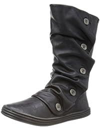 Farina SHR - Botas para mujer, color Black, talla 37 Blowfish