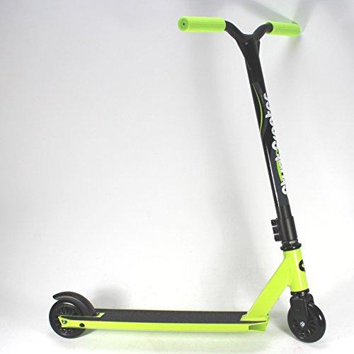 STUNT scooter KIWI OC 100mm Rollen ABEC-7 ultrastabil 100 kg Roller Alu High End Deck ~yx32 oc